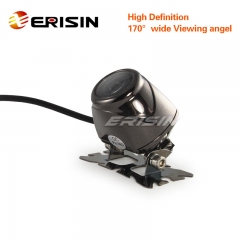 Erisin ES880 CMD 170 Grad Wide Angle Color Back-Up Rear View Parking Reverse Camera UK Stock