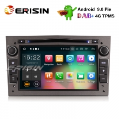 "Erisin ES7960PG 7"" Android 9.0 Opel Vauxhall Vextra Astra Corsa Carro DVD estéreo DAB + GPS Wi-fi OBD"