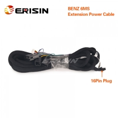 Erisin ZZH-BENZ-6MS BENZ Extension Cable for ES3181E